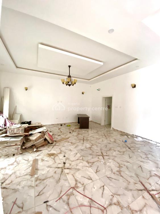 Brand New Four Bedroom Terrace Duplex, Lafiaji, Lekki, Lagos, Semi-detached Duplex for Sale