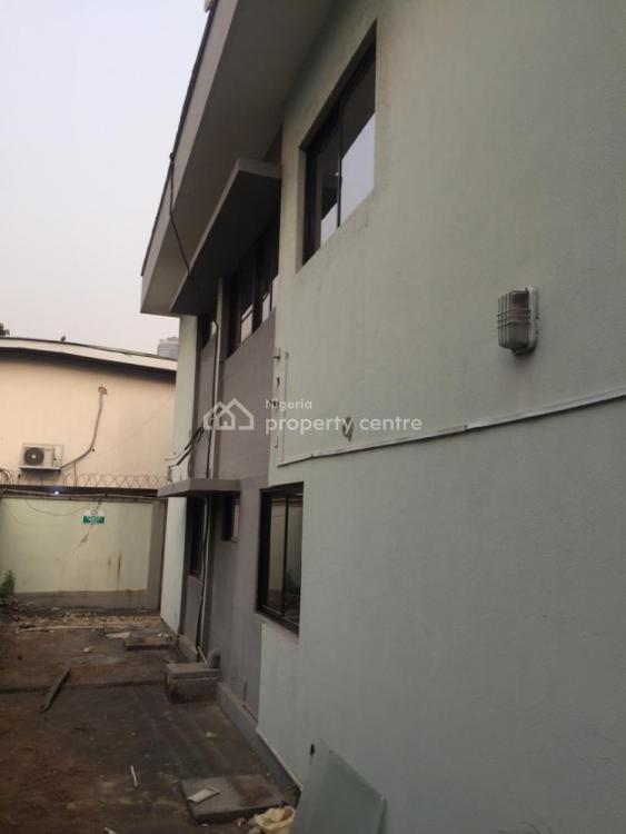 Block of 4 Units 2 Bedroom and 1 Unit Mini Flat with 2 Rooms Bq, Itirin Court, Victoria Island Extension, Victoria Island (vi), Lagos, Detached Duplex for Rent