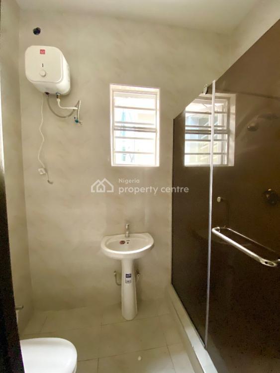 Lovely Four Bedroom Semi Detached Duplex with Bq, Chevron, Lekki, Lagos, Semi-detached Duplex for Sale