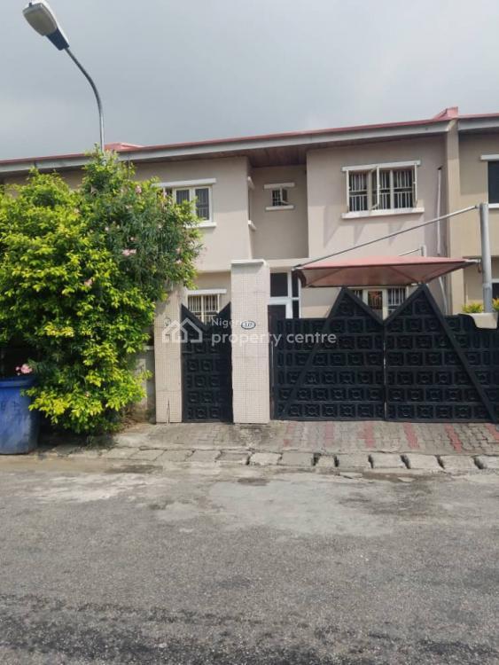 4 Bedroom Terrace House with 2 Rooms Bq, Millennium Estate., Oniru, Victoria Island (vi), Lagos, Terraced Duplex for Sale