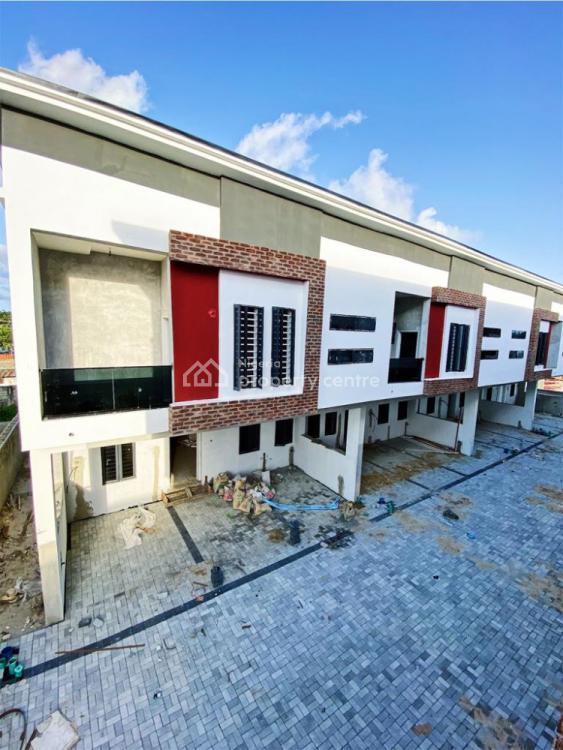3 Bedroom Terrace Duplex with Bq, Orchid, Lafiaji, Lekki, Lagos, Terraced Duplex for Sale