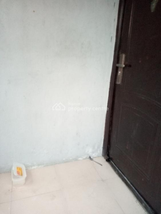 Room Self Contained, Marshy Hill Estate, Akins, Ado, Ajah, Lagos, Self Contained (single Rooms) for Rent