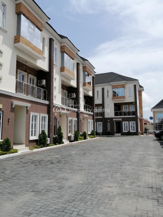 Luxury 4 Bedroom Terraced Duplex, Oniru Estate, Oniru, Victoria Island (vi), Lagos, Terraced Duplex for Rent