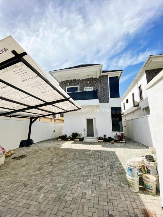 Spacious 5 Bedroom Detached Duplex with a Bq, Osapa London, Osapa, Lekki, Lagos, Detached Duplex for Sale