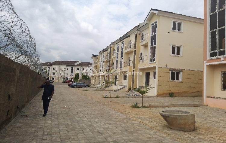 Five Units 4 Bedroom Terraces with Bq, Kafe, Abuja, Terraced Duplex for Sale
