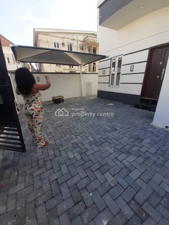 Luxury 4 Bedrooms with Enough Parking Space Newly Built, Westend Estate, Ikota, Lekki, Lagos, Semi-detached Duplex for Rent