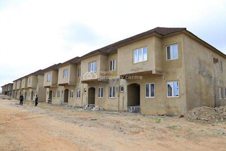 Premium 3 Bedroom Terrace Duplex with Bq, Off Kubwa Express, Karsana, Abuja, Terraced Duplex for Sale