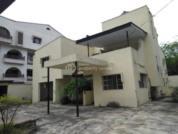 Clean 6 Bedroom Detached House, 2nd Avenue, Old Ikoyi, Ikoyi, Lagos, Detached Duplex for Rent