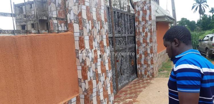 4 Bedroom Bungalow, Okponu Awka, Awka, Anambra, Terraced Bungalow for Sale