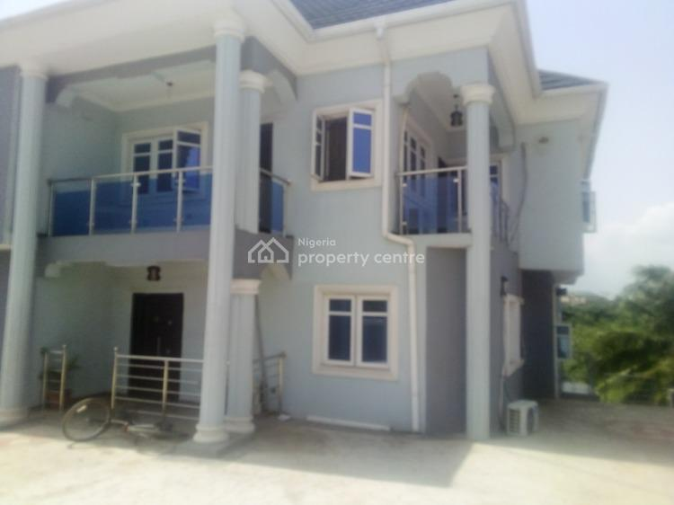 Luxury 3 Bedroom Flat (upstairs) in a Serene Environment, Journalist Estate (nuj Phase 1), Berger, Arepo, Ogun, Flat for Rent
