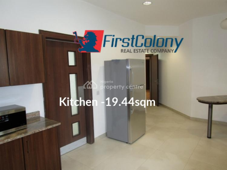 Upscale Luxury 3 Bedroom Apartment with State-of-the-art Facilities, Within Banana Island Estate, Banana Island, Ikoyi, Lagos, Flat for Rent