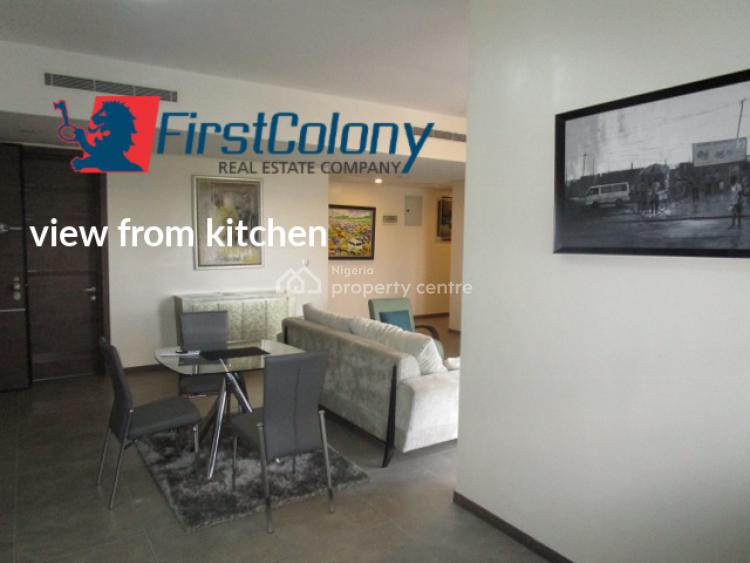Fully Furnished Upscale 2 Bedroom Apartment, Off Adeola Odeku Way, Victoria Island (vi), Lagos, Flat for Rent