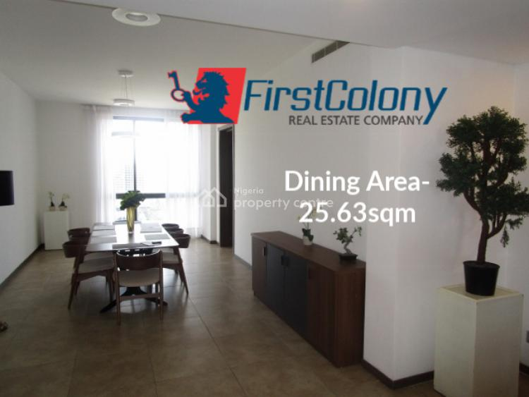 Fully Furnished Upscale 4 Bedroom Apartment, Off Adeola Odeku Way, Victoria Island (vi), Lagos, Flat / Apartment for Rent