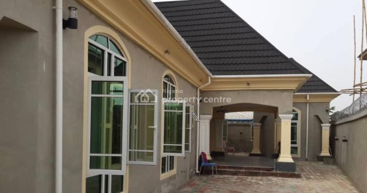 Tastefully Finished 3 Bedroom Bungalow All Ensuite with 2 Sitting Rooms, New Owerri, Owerri, Imo, Detached Bungalow for Sale