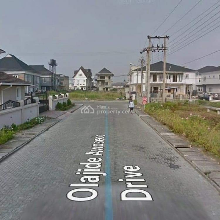Plots of Dry Land, Chevron Lekki, Osapa, Lekki, Lagos, Residential Land for Sale