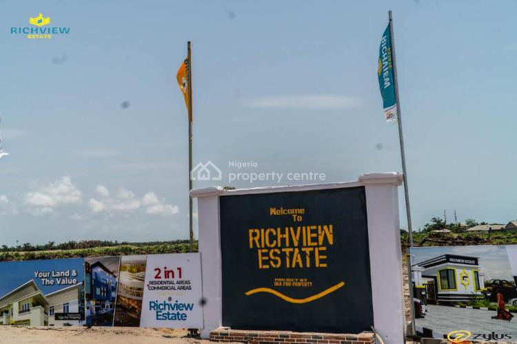 Rich View Estate Promo, Akodo Ise, Ibeju Lekki, Lagos, Land for Sale
