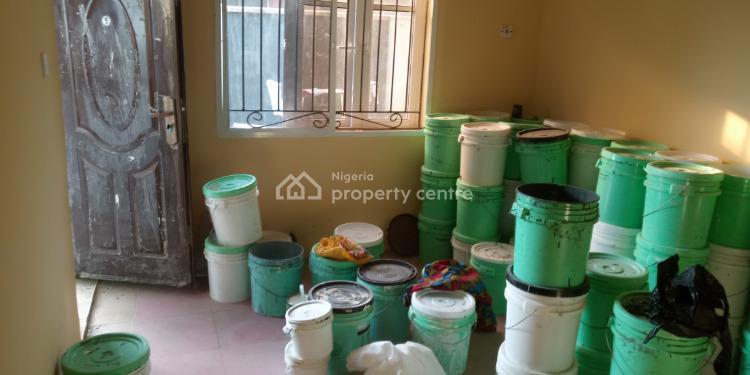 a Room and Parlour, Bayeku Road, Igbogbo, Ikorodu, Lagos, Mini Flat for Rent