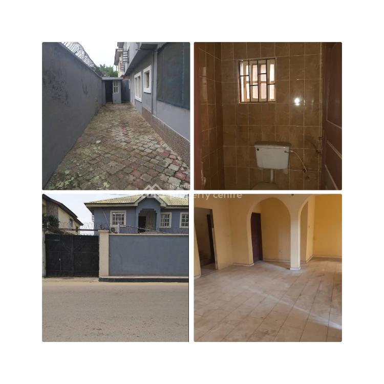 4 Bedroom Semi Detached Duplex with Bq, Ajao Estate, Isolo, Lagos, Semi-detached Duplex for Sale