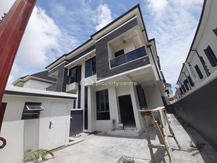 Luxury 4bedroom Duplex, Chevron Lekki, Lekki, Lagos, Semi-detached Duplex for Sale