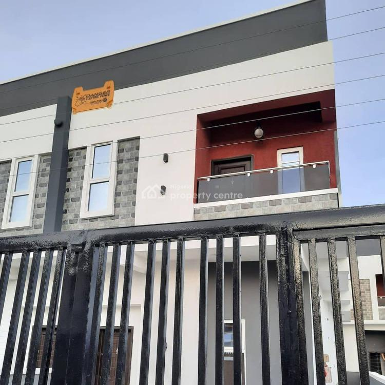 Brand New 4 Bedroom Semi-detached Duplex with a Bq, Ikota, Lekki, Lagos, Semi-detached Duplex for Sale