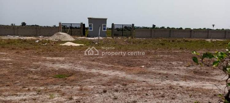 Gated Land Located in Serene a Environment, Palm Spring Estate., Akodo Ise, Ibeju Lekki, Lagos, Mixed-use Land for Sale