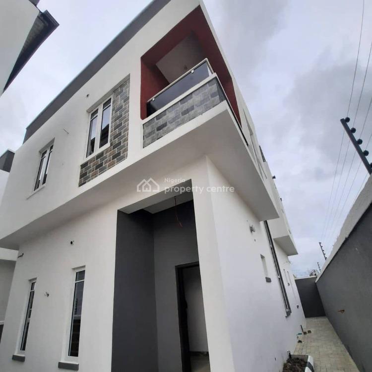 Luxury 4bedrooms Fully Detached Duplex House with Bq, Ikota, Lekki, Lagos, Detached Duplex for Sale