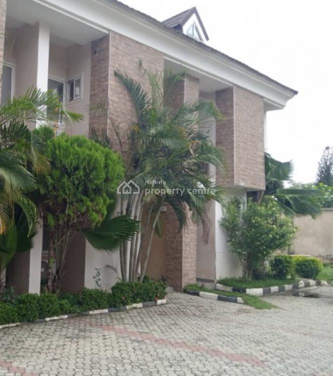Luxury 4 Bedroom Terrace Duplex, Asokoro, Asokoro District, Abuja, Terraced Duplex for Sale