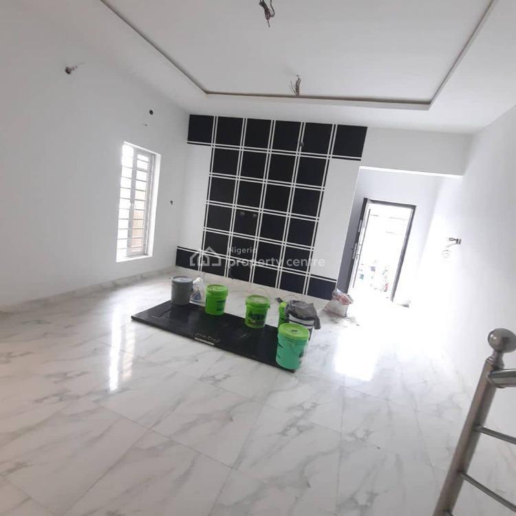 4 Bedroom Luxury Semi  Detached Duplex with Bq, Ikota, Lekki, Lagos, Semi-detached Duplex for Rent