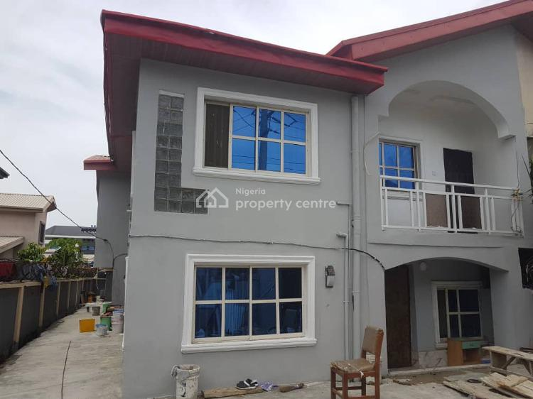 Newly Built Luxury 1 Bedroom. Fully Finished and Fully Serviced (upper Floor), Ikate Elegushi, Lekki, Lagos, Mini Flat for Rent