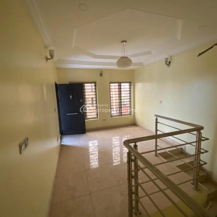 Brand New 3 Bedroom Terraced Duplex, Chevron Drive, Lekki, Lagos, Terraced Duplex for Sale