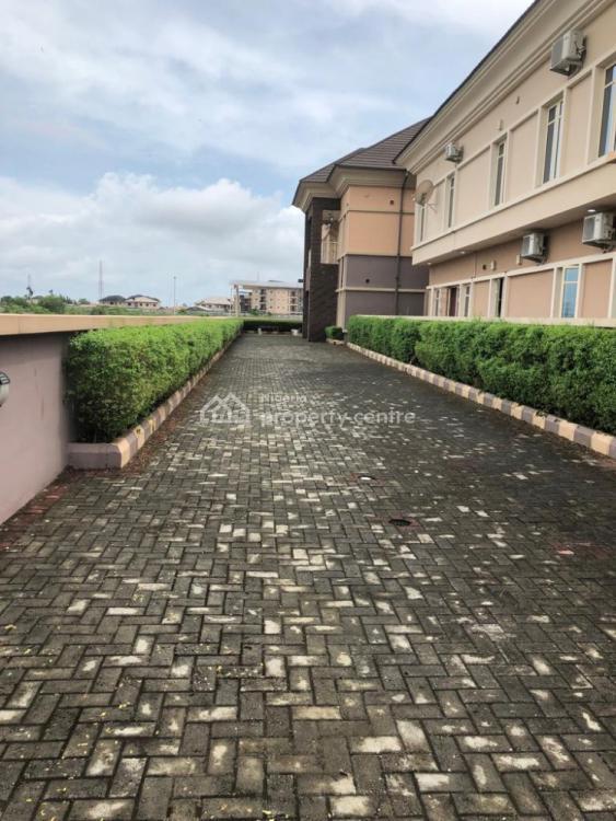 Luxury 5 Bedrooms Duplex with Swimming Pool, Royal Garden, Ajiwe, Ajah, Lagos, Detached Duplex for Sale