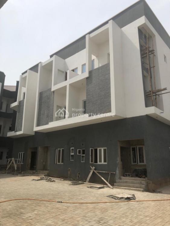 4 Bedroom Terrace House, Guzape District, Abuja, Terraced Duplex for Sale