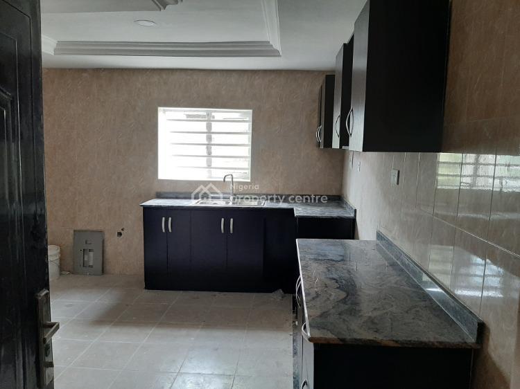 Spacious Brand New 3 Bedroom Flat, Upstairs, Sangotedo, Ajah, Lagos, Flat for Rent