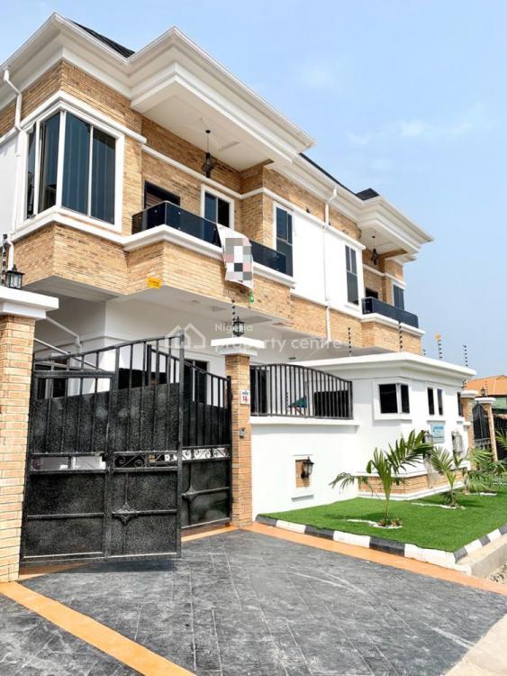 Brand New Luxury 4 Bedroom Duplex, Ikota, Lekki, Lagos, Detached Duplex for Sale