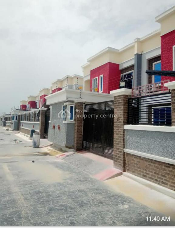 Luxury Units of 4 Bedrooms Semi Detached Houses, Ikota Gra, Lekki, Lagos, Semi-detached Duplex for Sale