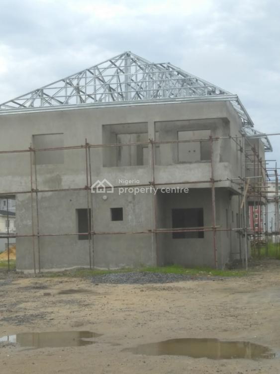 5 Bedroom Fully Detached Duplex, Kusenla Road, Ikate Elegushi, Lekki, Lagos, Semi-detached Duplex for Sale