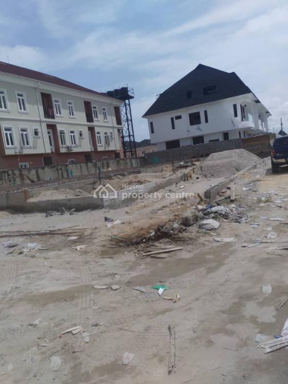 Off Plan 4 Bedroom Terrace Duplex Plus Bq, Agungi, Lekki, Lagos, Terraced Duplex for Sale