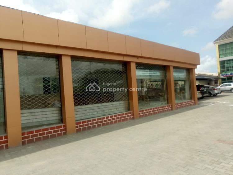 Well Built Shop Facing Express, Abijo, Sangotedo, Ajah, Lagos, Restaurant / Bar for Rent