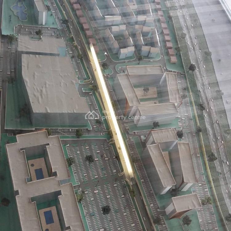 2 Units of Waterfront Residential Land Measuring 1,000 Square Metres, Chevron Twin Lake Estate Phase 1, Lekki Expressway, Lekki, Lagos, Residential Land for Sale