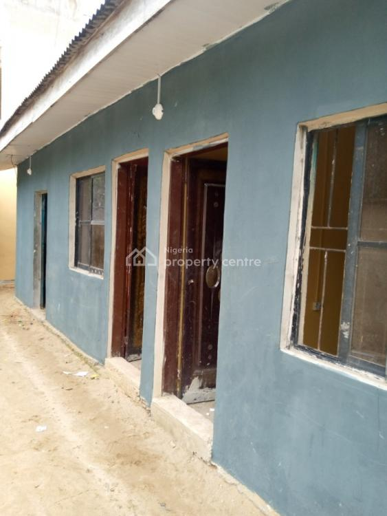Sweet & Spacious 1 Room Self Contained, Peace Land Estate, Ogombo, Ajah, Lagos, Self Contained (single Rooms) for Rent