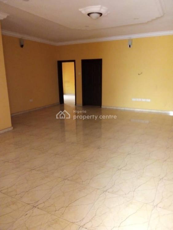 Serviced 3 Bedroom Apartment, Justice Coker Estate, Alausa, Ikeja, Lagos, Flat for Rent