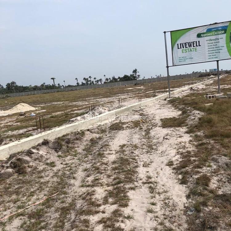 Livewell Estate, Akodo Ise, Ibeju Lekki, Lagos, Mixed-use Land for Sale