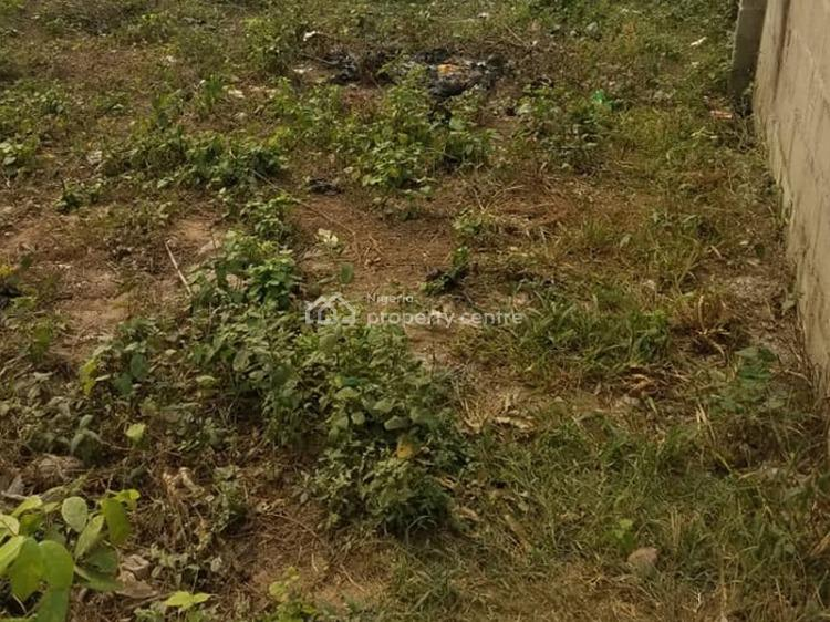 One Side Fenced 743.322sqm Land, Shangisha, Magodo, Lagos, Residential Land for Sale