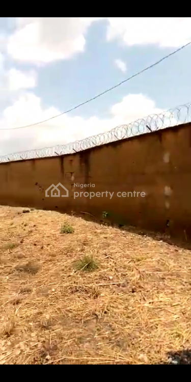 Land, Directly Opposite Police Staff College., Jos South, Plateau, Commercial Land for Sale