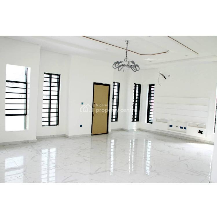 Luxury 5bedroom Detached Duplex with Swimming Pool and Bq, Lekki County Homes, Megamound Estate, Ikota, Lekki, Lagos, Detached Duplex for Sale
