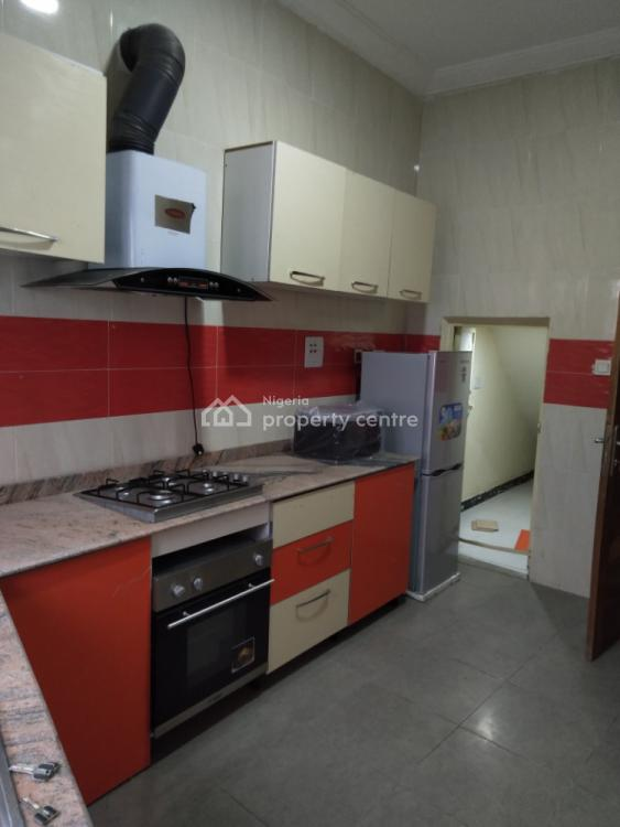Luxury 3 Bedroom Terrace, Chevron Toll Gate, Lekki Expressway, Lekki, Lagos, Terraced Duplex Short Let