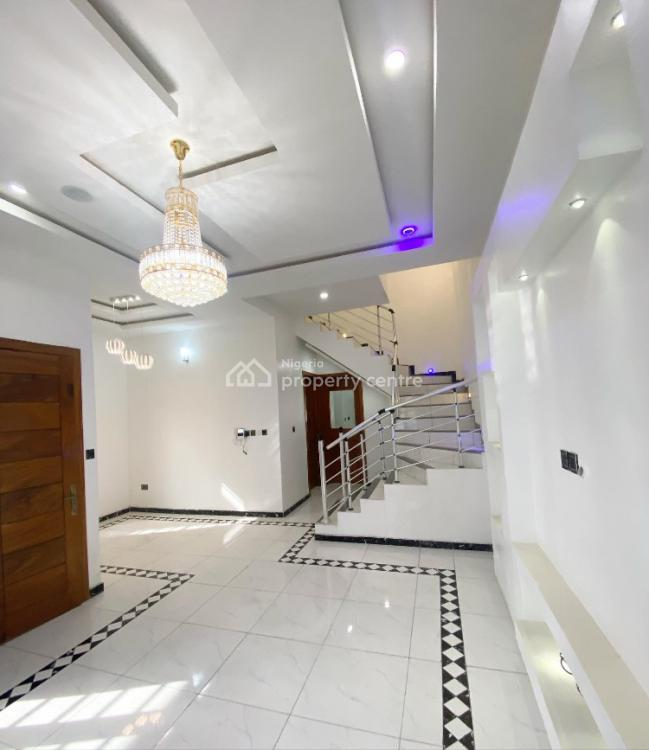 Newly Built 4 Bedroom Semi Detached House, Osapa, Lekki, Lagos, Semi-detached Bungalow for Sale