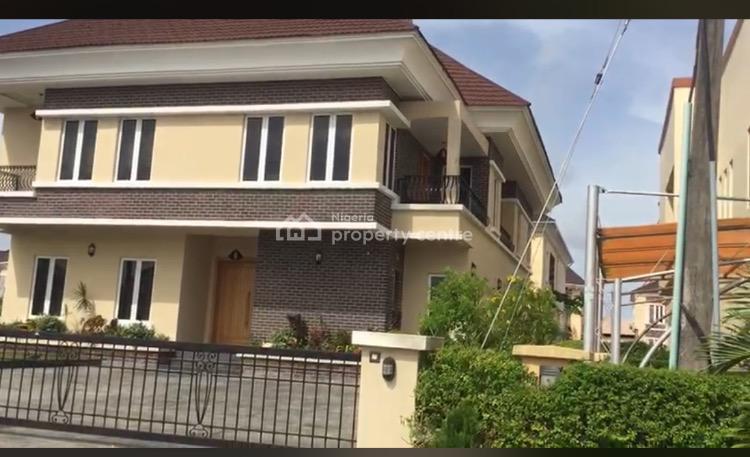 4 Bedroom Fully Detached Duplex, Lekki Phase 1, Lekki, Lagos, Detached Duplex for Rent