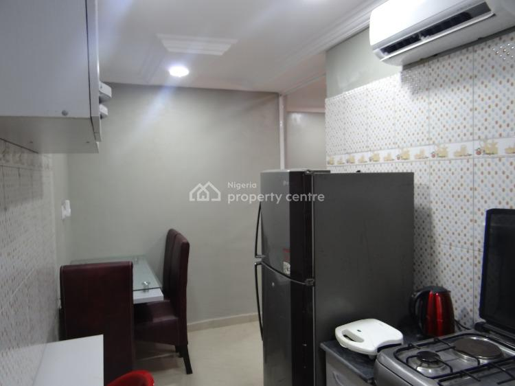 Furnished 3 Bedroom Flat with Ac & Inverter, Iwaya Road, Onike, Yaba, Lagos, House for Rent