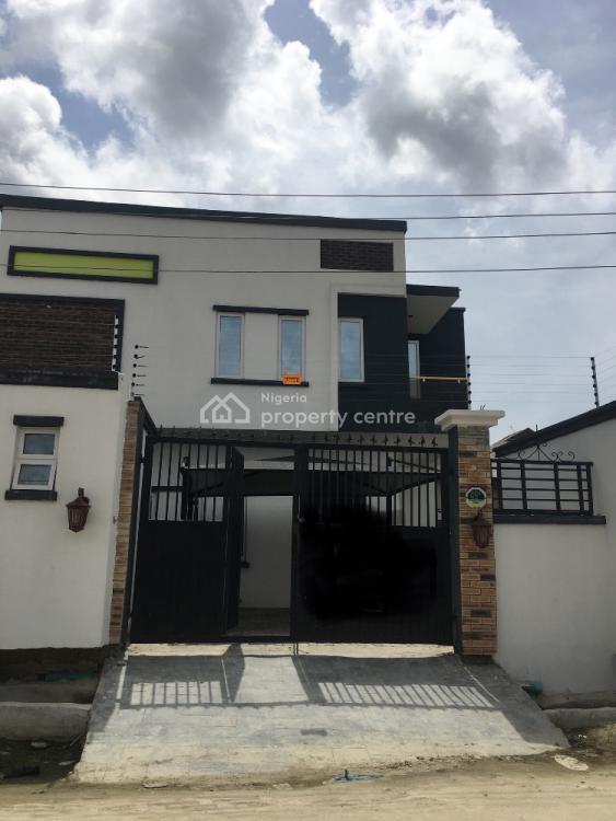 Tastefully Finished 4 Bedroom Detached Duplex with Bq, Ado, Ajah, Lagos, Detached Duplex for Sale